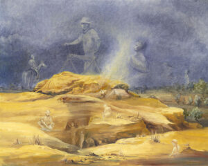 """""""Ghosts of the Goldfields"""""""